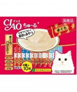Ciao Churu Tuna Fillet Variety Mix 14g x 40pcs Cat Treats